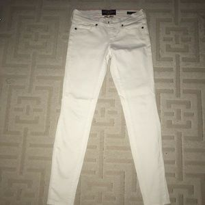 White Lucky 🍀 brand jeans